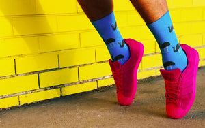 Patterned Socks Online | LAFITTE Australia