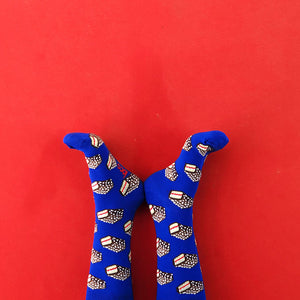 Patterned Socks Online Australia | LAFITTE Australia