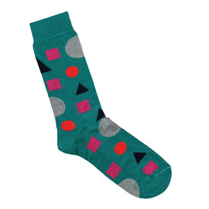 Shapes Sock