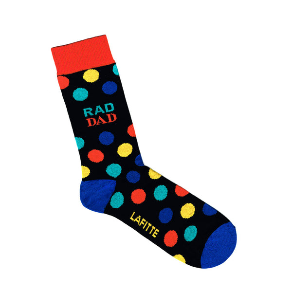 Rad Dad Sock