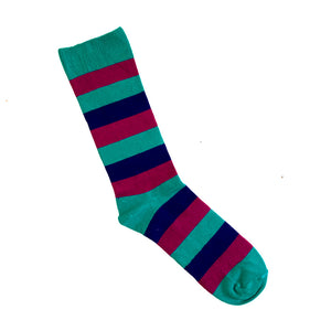 Bamboo Stripe Sock