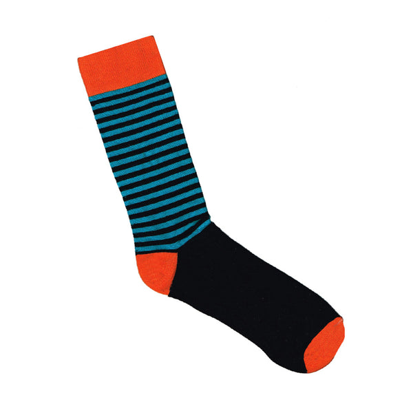 95% Bamboo Stripe Sock