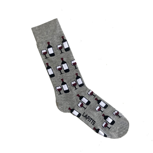 Wine Lover Sock