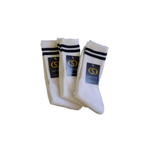 Sports Crew Sock - 3 Pack Special