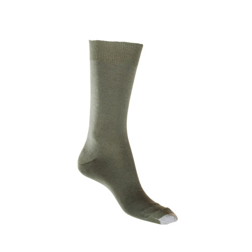 Mercerised Cotton Sock with Tough Toe™