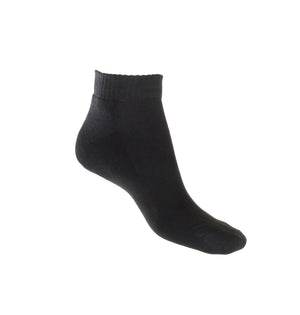 Black Ankle Sports Sock, Made in Australia | LAFITTE | Shop Online