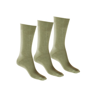 95% Cotton Soft Sock - 3 Pack