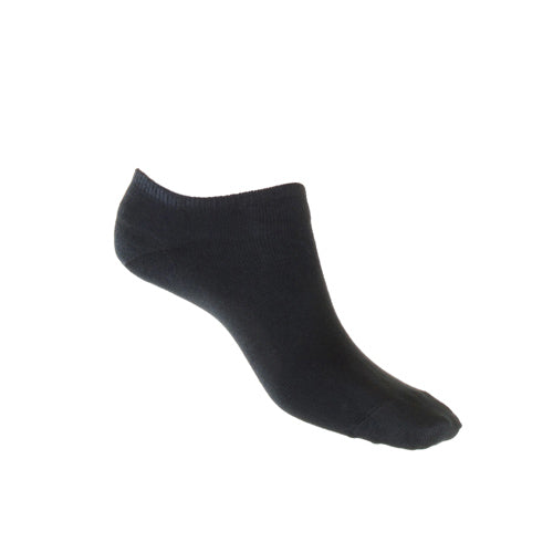 Low Cut Anklet Sock - White Casual Mens and Womens Socks | Shop Online | LAFITTE Australia