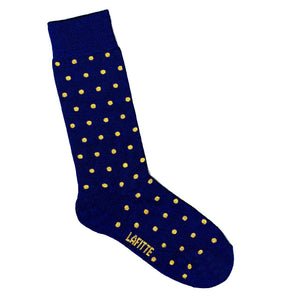 Bamboo Small Spot Sock