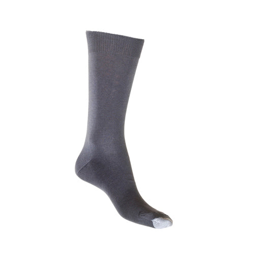 Loose Top Mercerised Cotton Sock with Tough Toe™