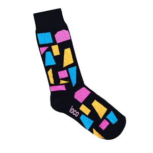 Crazy Shapes Sock