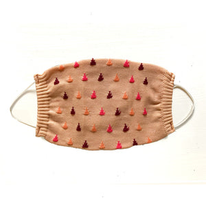 2 PACK Reusable Face Mask - Small Triangles