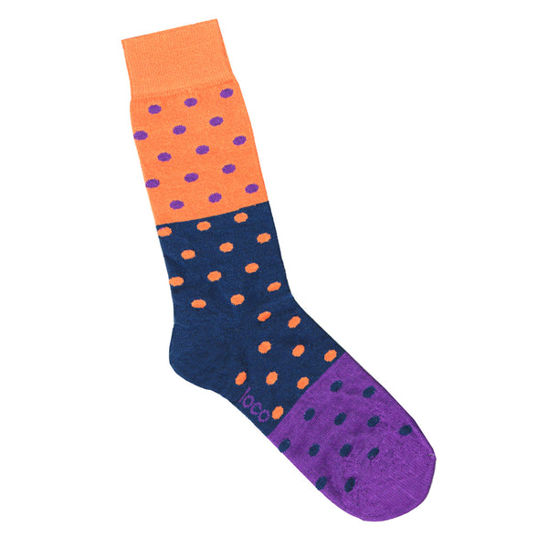 Small Spotty Sock