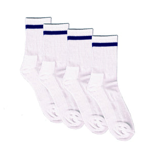 Sports Quarter Sock - 4 Pack Special