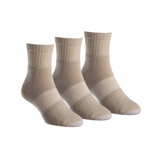Tough Toe™ Quarter Sports Sock - 3 Pack Special