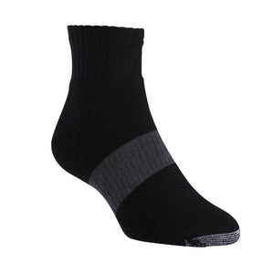 Tough Toe™ Sports Quarter Sock
