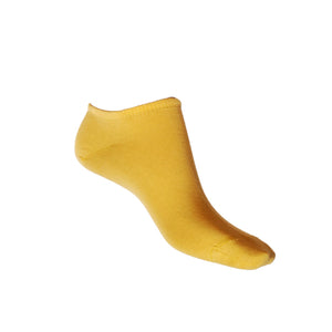 Low Cut Anklet Sock - Yellow Casual Mens and Womens Socks | Shop Online | LAFITTE Australia