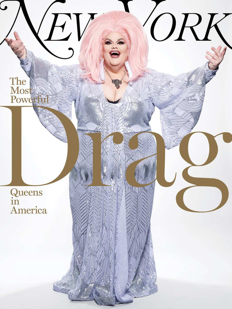 Darienne Lake on Digital Cover of New York Magazine