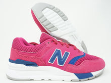 Load image into Gallery viewer, New Balance 997 Womens Running Shoes Pink Blue CW997HNZ