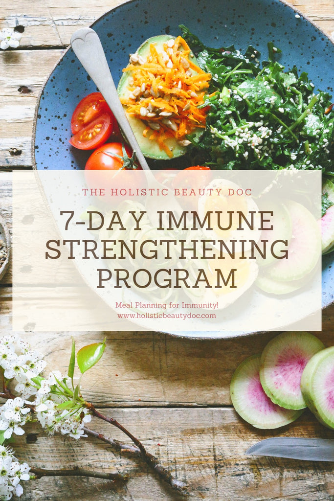 7-Day Immune Strengthening Program