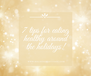 Healthy Holiday Eating Tips From Dr. Juon