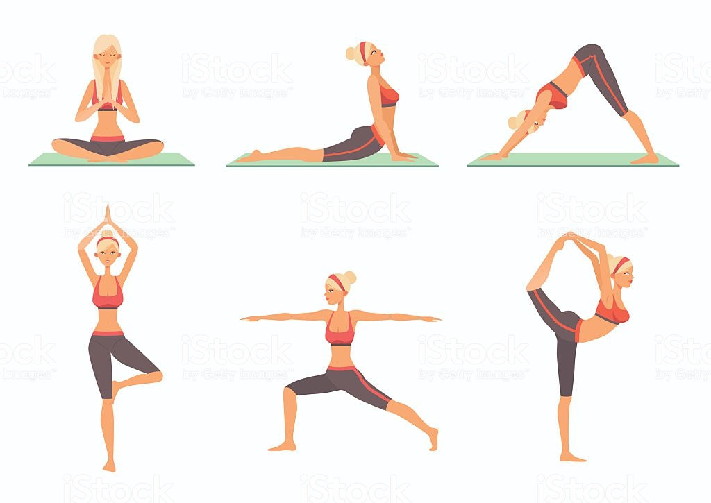 Yoga-Inspired Stretching