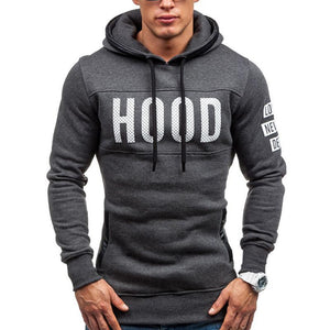 HOOD Men's Hooded Sweater