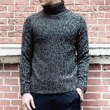 Load image into Gallery viewer, Fashion Youth Casual Sport Thermal High Collar Long Sleeve Sweater