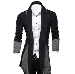 Men Fashion Knitted High Quality Outerwear