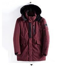 Load image into Gallery viewer, New Large Size Warm Outwear Winter Windproof Jacket