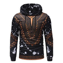Load image into Gallery viewer, Casual Sport Floral Printed Long Sleeves Cotton Hoodie