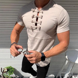 Men's Fashion Casual Short Sleeve T-Shirt