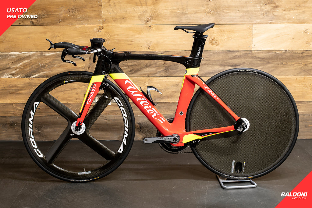 Wilier Twin Blade tg.S
