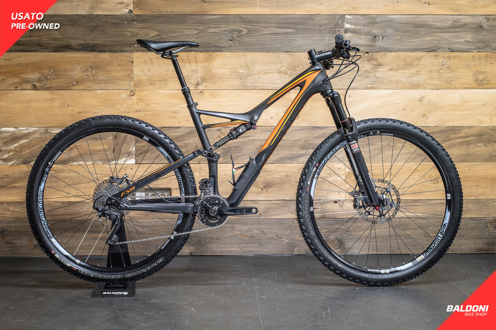 SPECIALIZED STUMPJUMPER COMP 2016 TAGLIA L