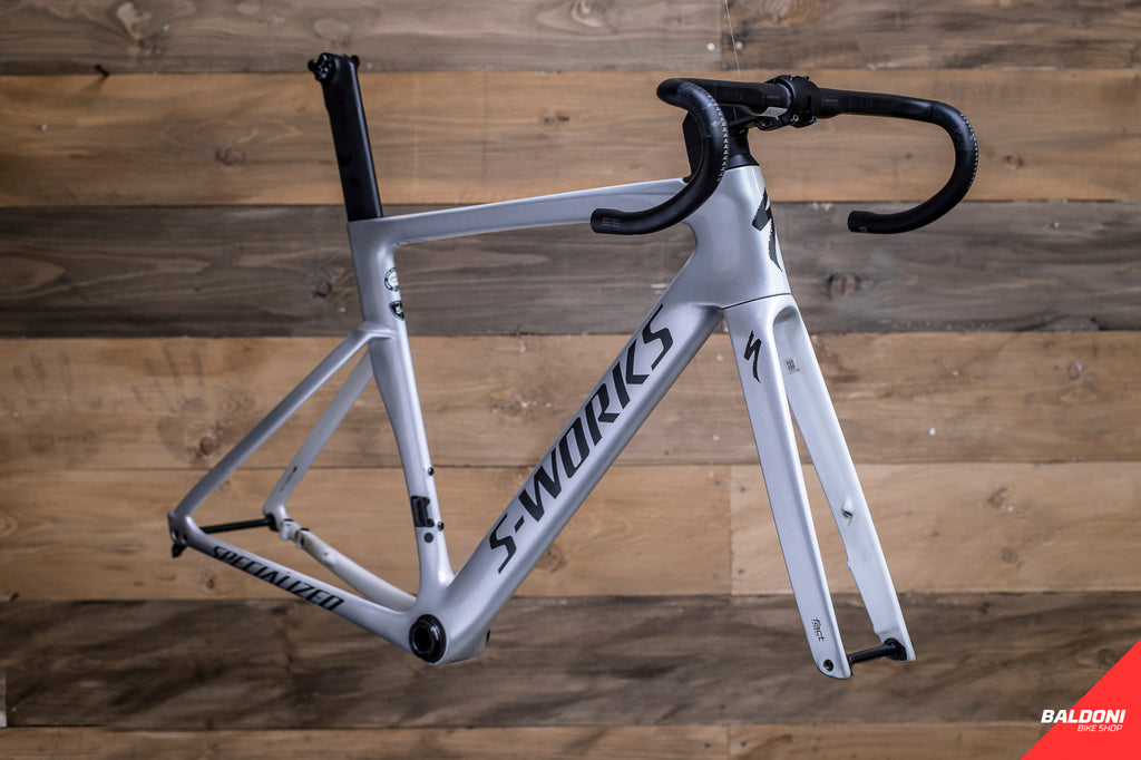 TELAIO SPECIALIZED VENGE S-WORKS DISC TG 54