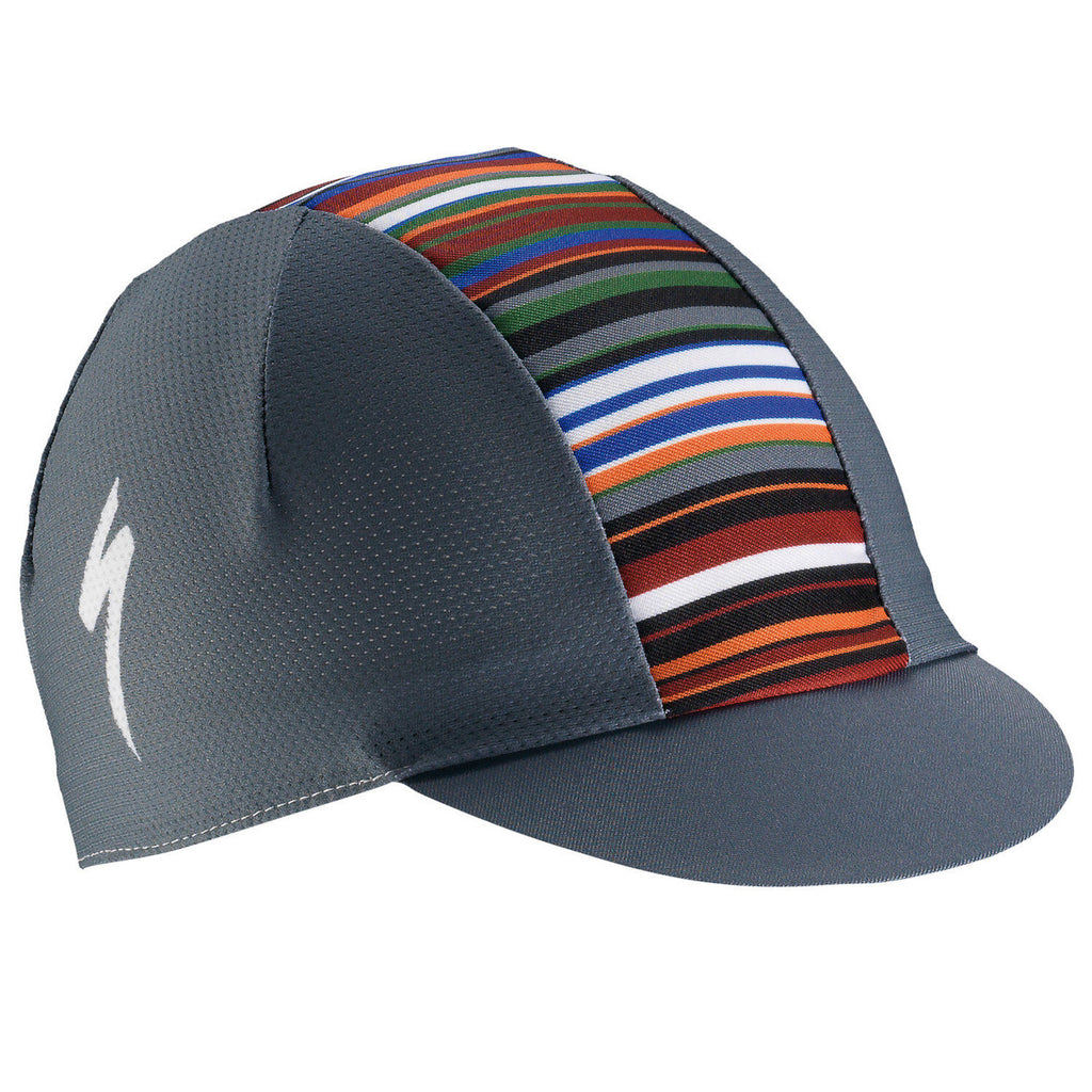 Cappellino Specialized Light a Righe Antracite