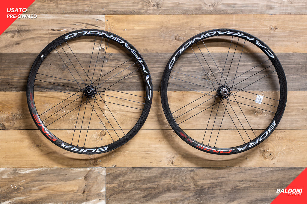 Ruote Campagnolo Bora One 35DB 2 Way Fit