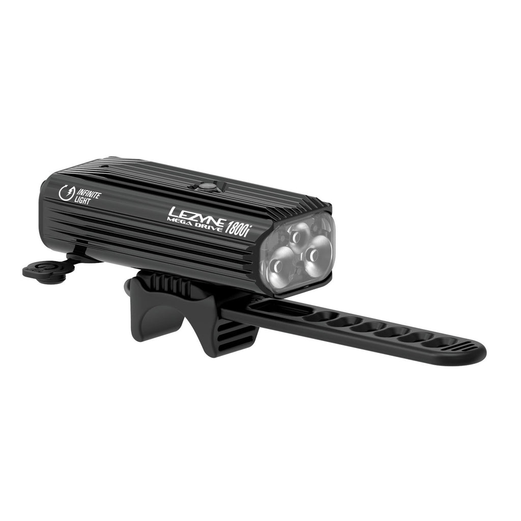 LEZINE FARETTO  MEGA DRIVE 1800i LED BIKE LGHT