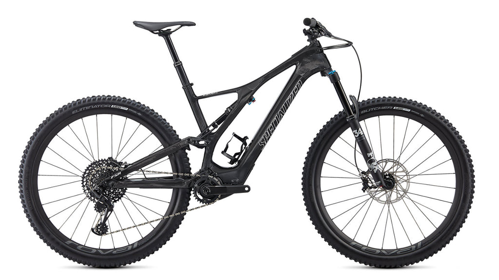 Specialized Levo SL Comp Carbon'20 Nero/Antracite