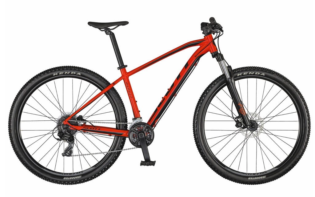 SCOTT ASPECT 760 ROSSA 2021