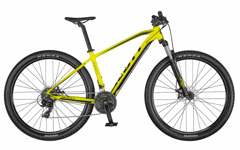 SCOTT ASPEC 770 YELLOW 2021