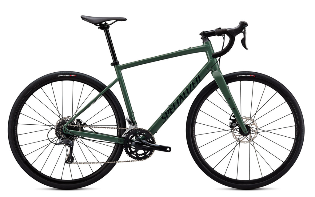 SPECIALIZED DIVERGE E5 BASE TG 56 SALVIA LUCIDO