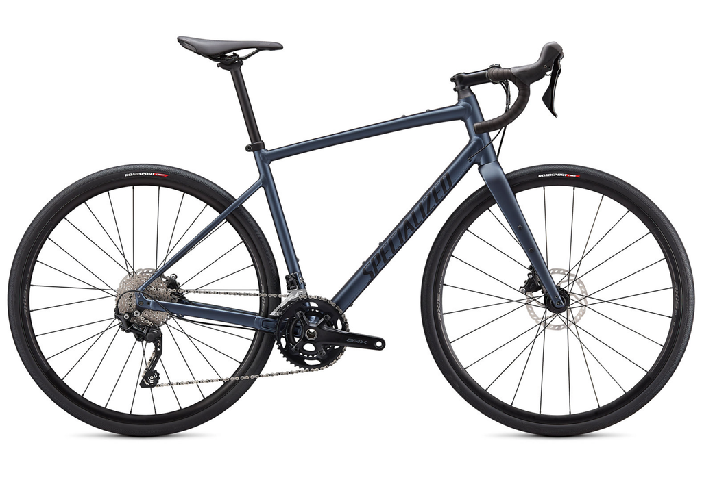 SPECIALIZED DIVERGE E5 ELITE Blu Satinato