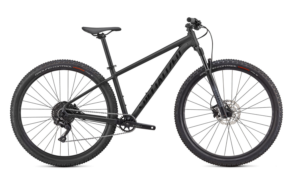 SPECIALIZED Rockhopper Elite 2021 Nero Satinato Lucido