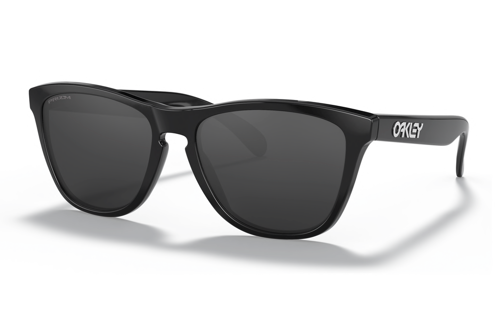 OAKLEY FROGSKIN™ POLISHED BLACK