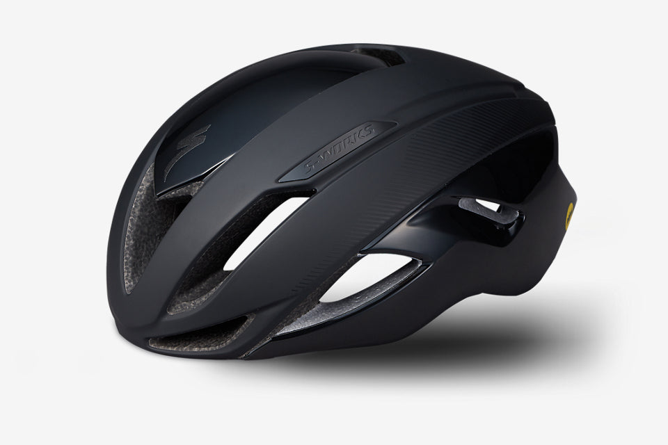 CASCO SPECIALIZED S-WORKS EVADE II MIPS ANGI NERO