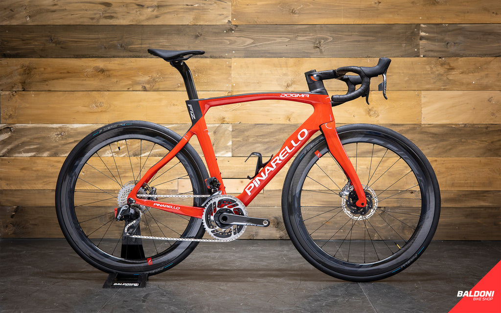 PINARELLO DOGMA F12 441DISC METEOR RED