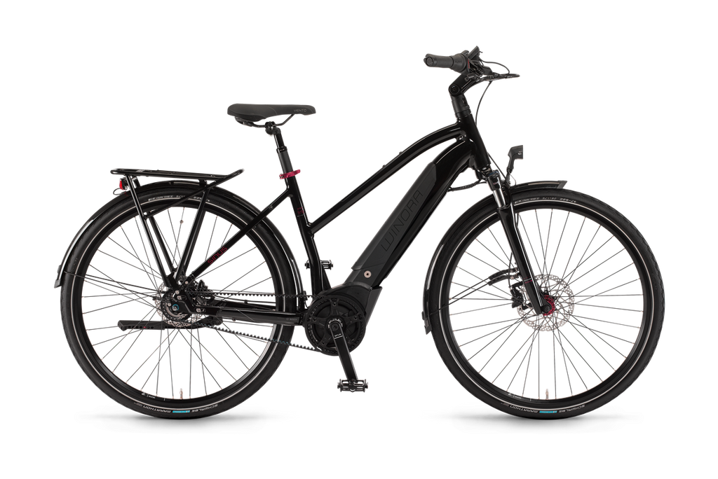 WINORA SINUS iR8 City E-Bike Woman