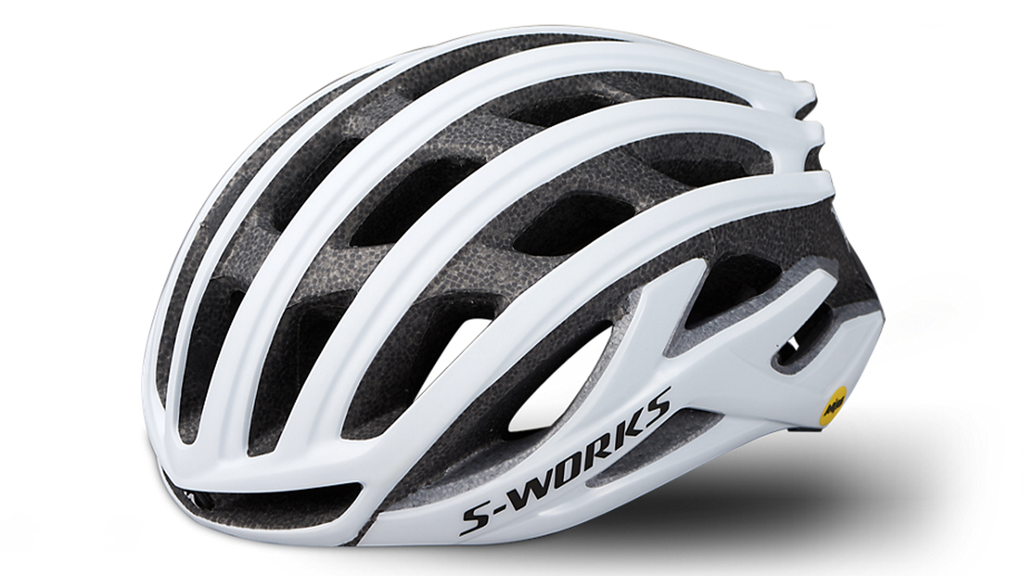 Casco Specialized S-Works Prevail II Bianco