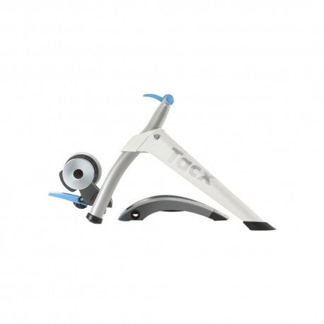 Rullo Tacx Bici Flow Smart Trainer Bianco